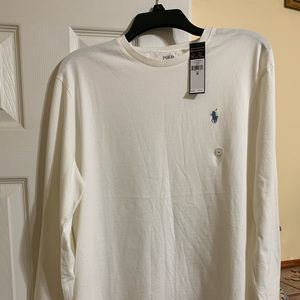 New polo Ralph Lauren long sleeve shirt